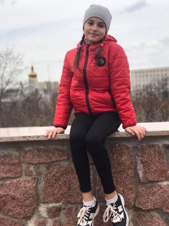 Даша Лук'янченко