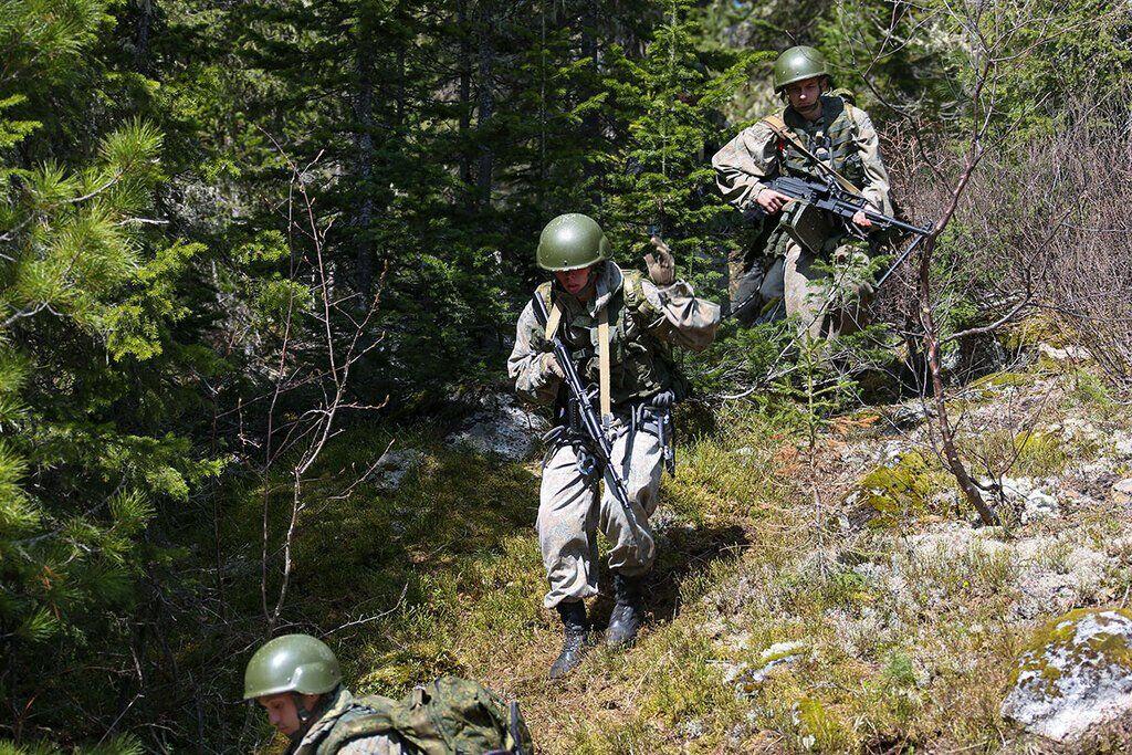 Российских военных подняли по тревоге