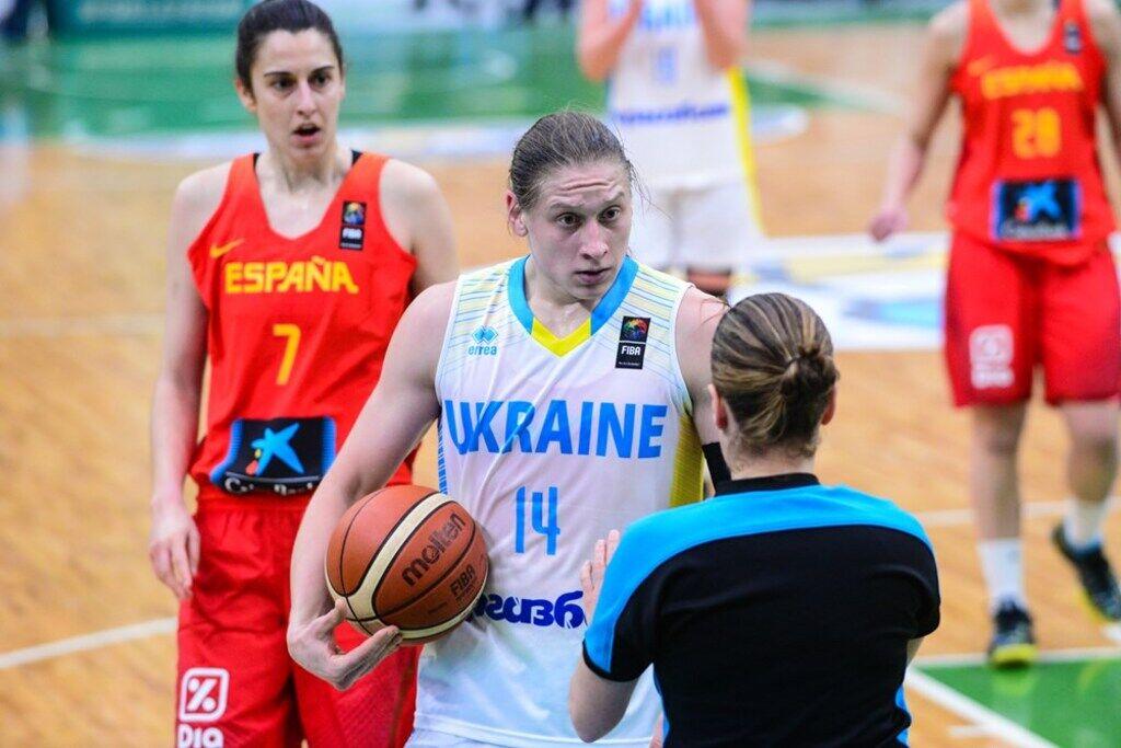 Алина Ягупова — капитан и лидер нынешней сборной Украины