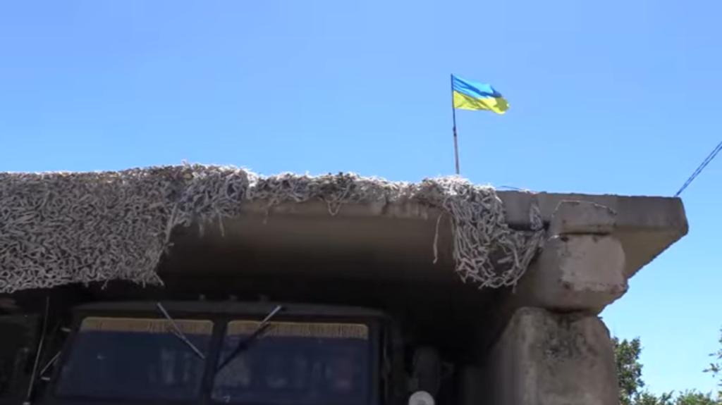 Відведення сил біля Станиці Луганської