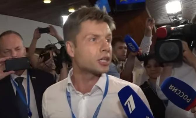 """""""З Путіним в Гаазі!"""" Гончаренко принизив росіян в ПАРЄ"""