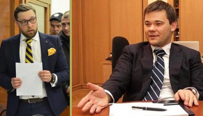 Алексей Шевчук, Андрей Богдан