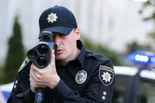 Полицейский с TruCam