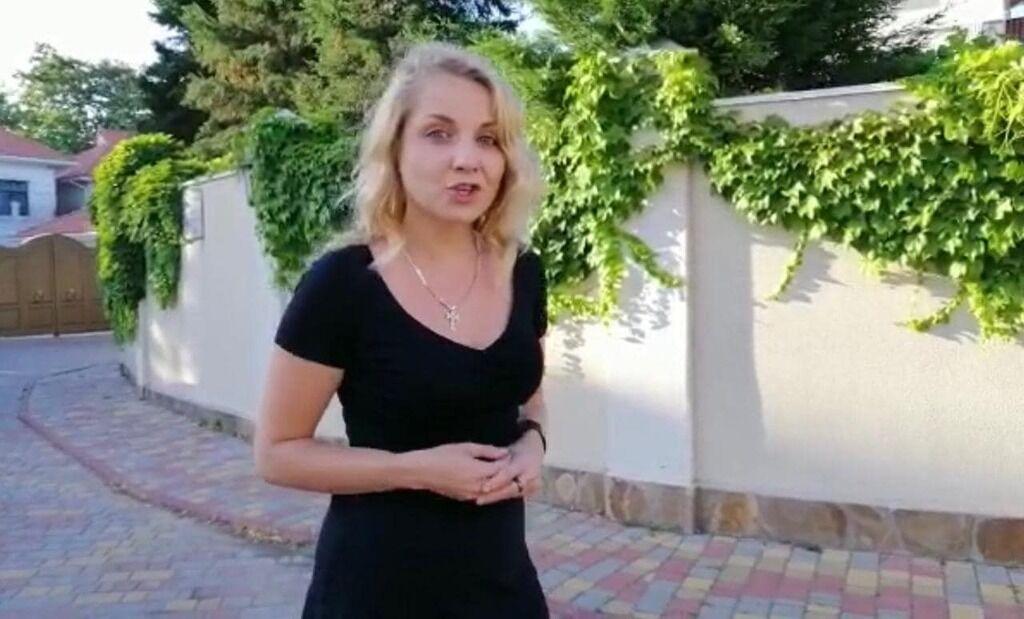 В Одесі напали на Асю Глуцьку