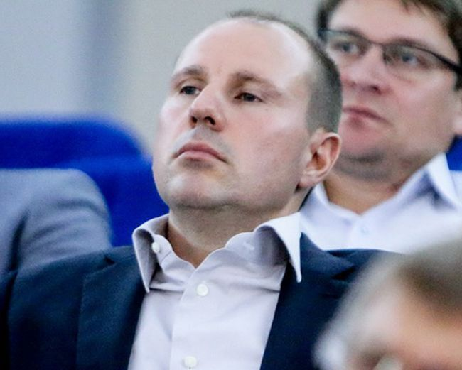 Сергій Мінько - мер Мелітополя. Його називають черешневим магнатом.