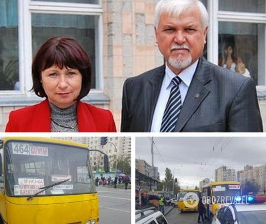 В ДТП погибли Валерий и Наталья Корниенко