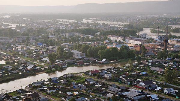 В РФ область ушла под воду: есть погибшие и пропавшие. Фото и видео потопа