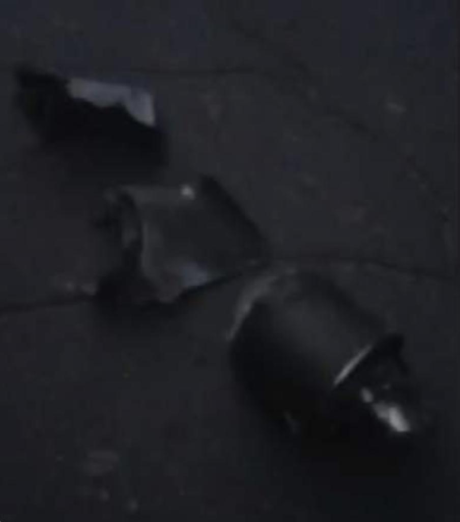 Обстріл в Ясинуватій