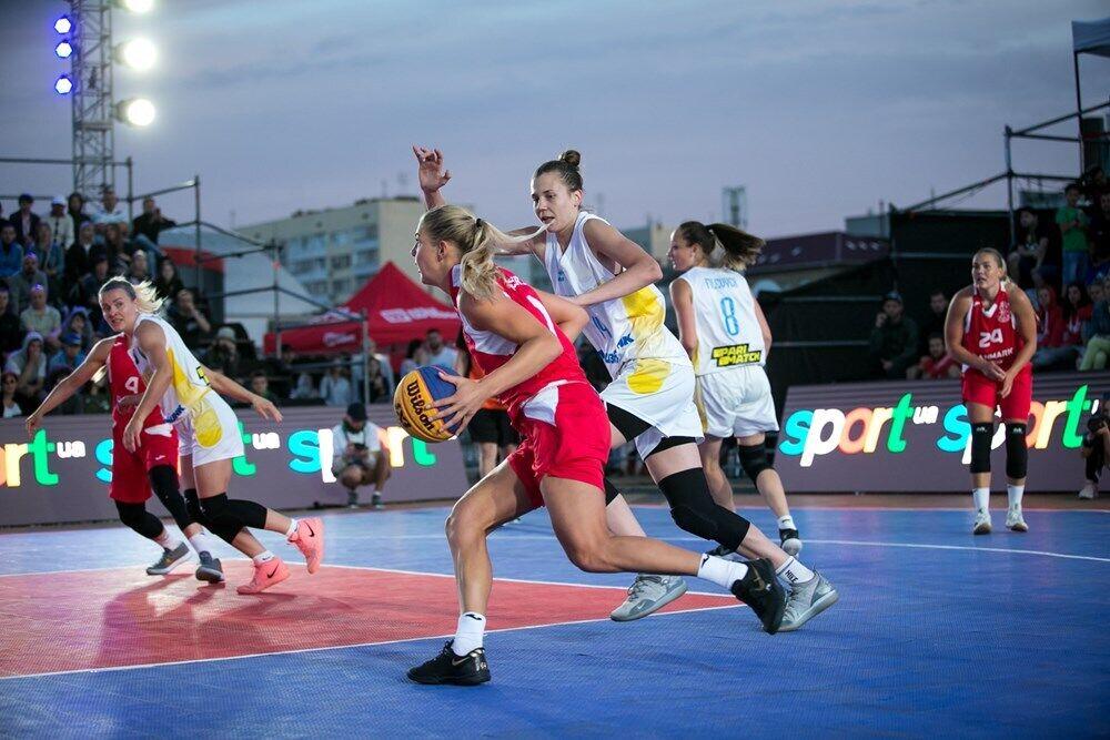 В Киеве стартовала квалификация к Евробаскету 3х3