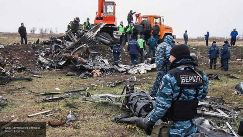 Путинский режим специально сбил борт МН17: доказательства неопровержимы