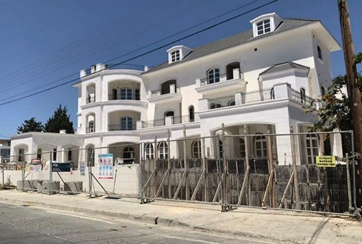 Особняк Пугачевой и Галкина на Кипре