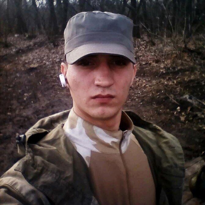 Виталий Молозовенко, 24 года