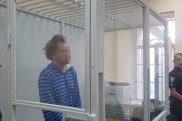 Подозреваемый в убийстве Захара Черевко