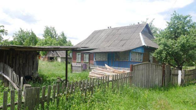 Дом, в котором жил ребенок