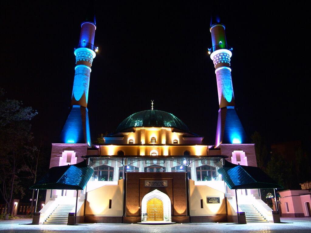 Донецкая Соборная мечеть