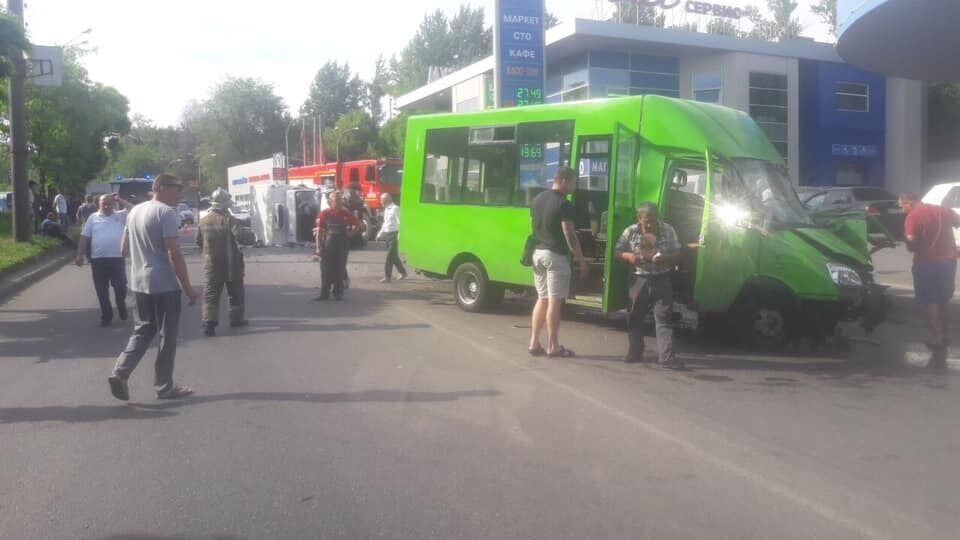 ÐÐ²Ð°Ñ€Ð¸Ñ Ð² Харькове