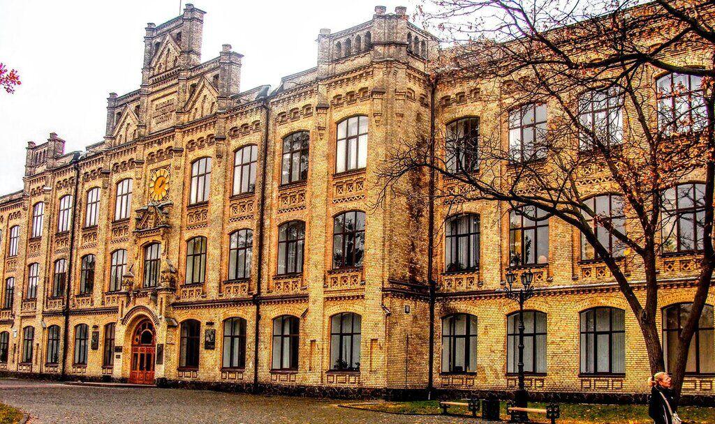 Национальный технический университет Киевский политехнический институт им. Сикорского