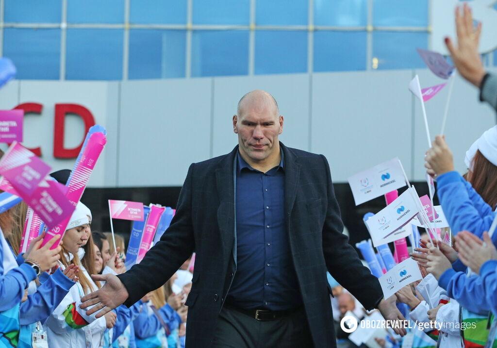 По завершении карьеры боксера Николай Валуев подался в депутаты