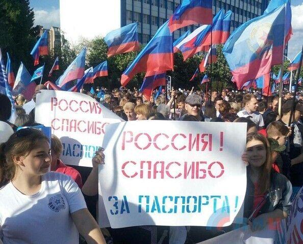 """Там, где мы умираем, они пляшут: жизнь в """"ЛНР"""""""