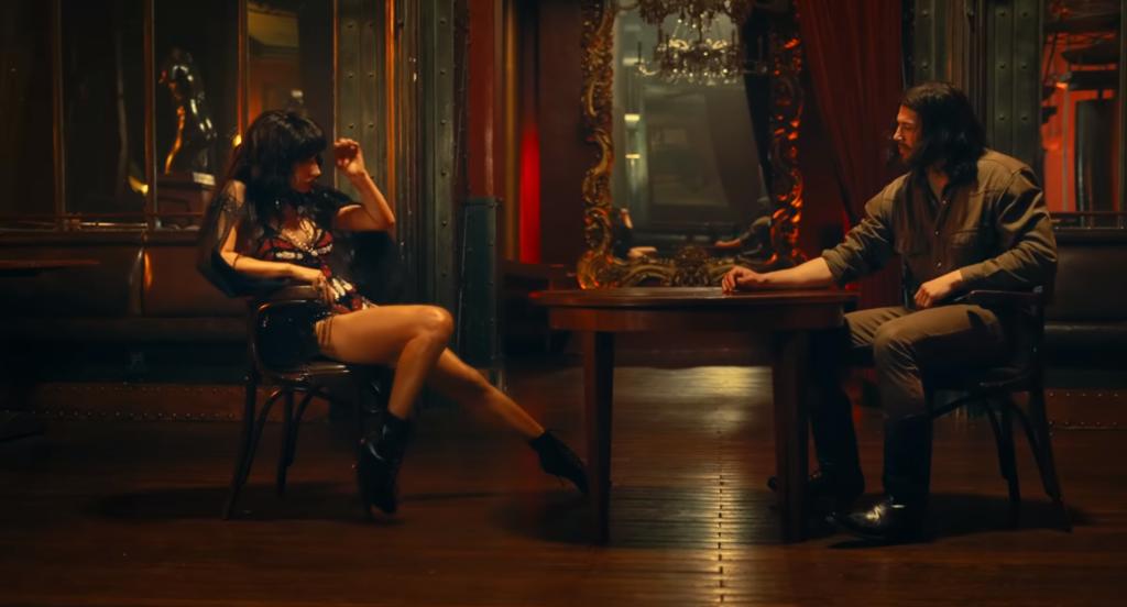 Лобода показала сцени сексу в новому кліпі