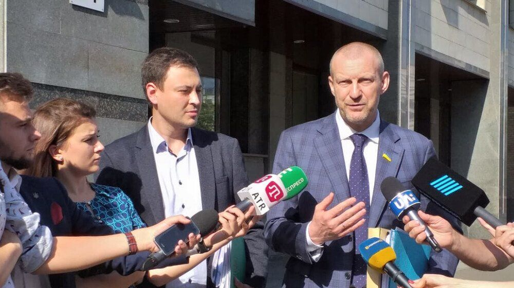 Андрей Тетерук, Игорь Алексеев