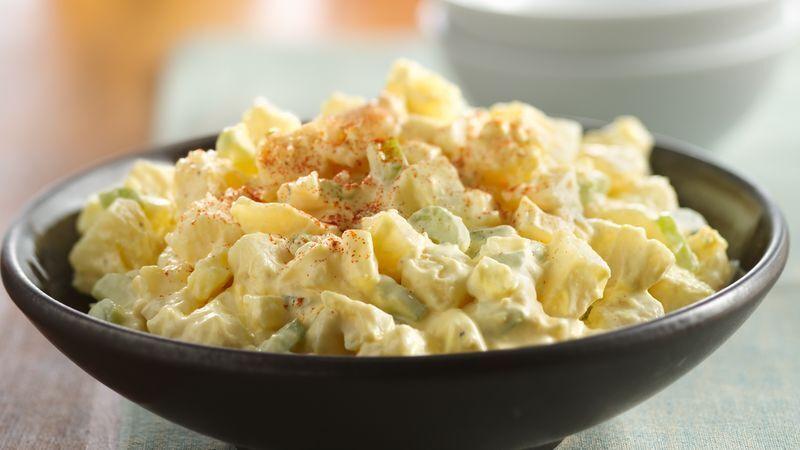 Класичний американський картопляний салат