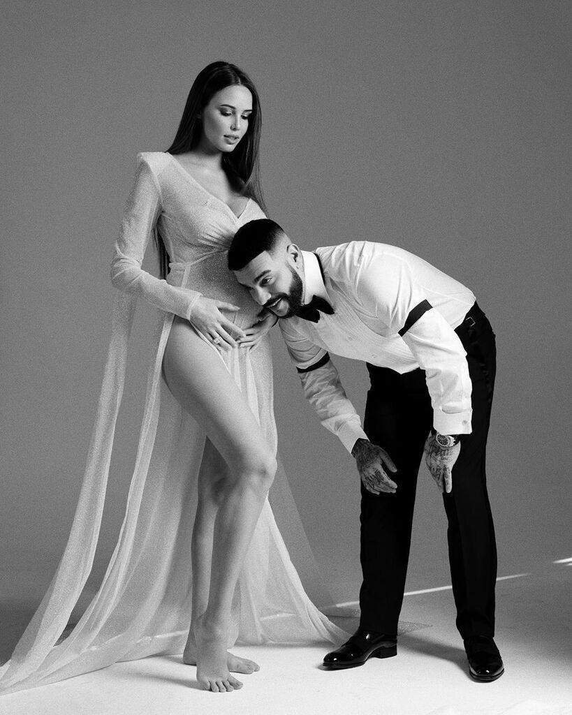 Невеста Тимати впервые подтвердила, что беременна
