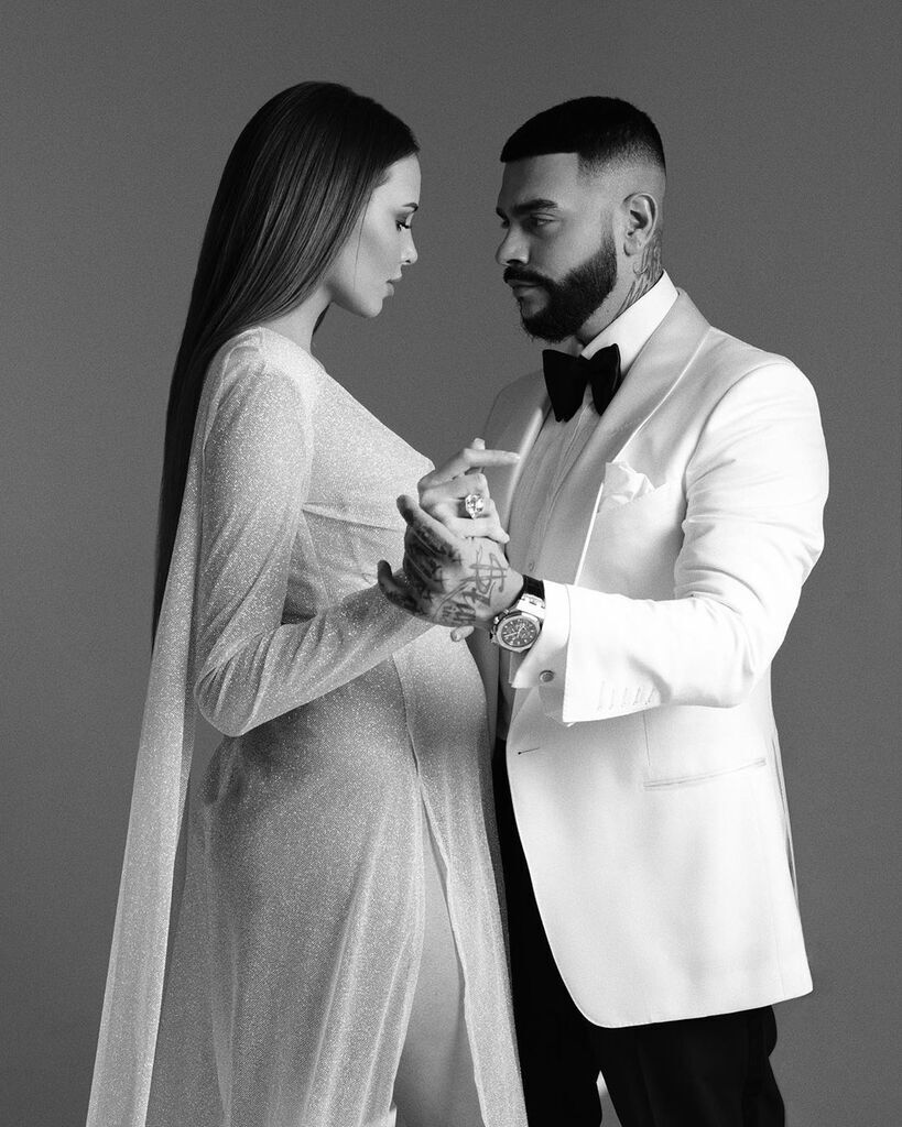 Тимати и Решетова ждут ребенка