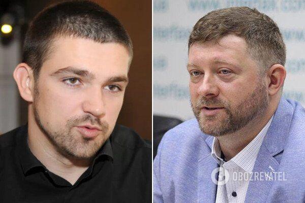 Сергій Трофімов та Олександр Корнієнко