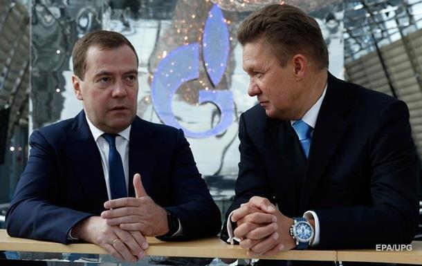 Медведев займет место матвиенко