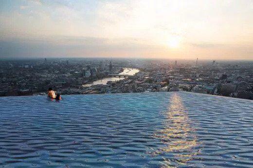 В Лондоне построят самый необычный бассейн в мире, но как в него попасть?