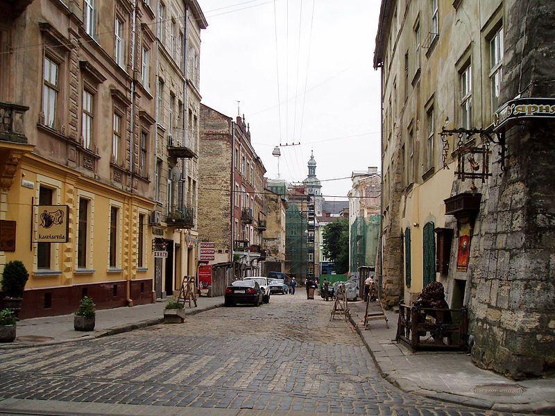 Улица Федорова