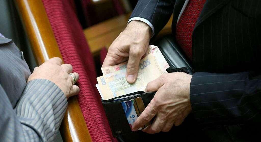 В Раде захотели повысить зарплаты нардепам