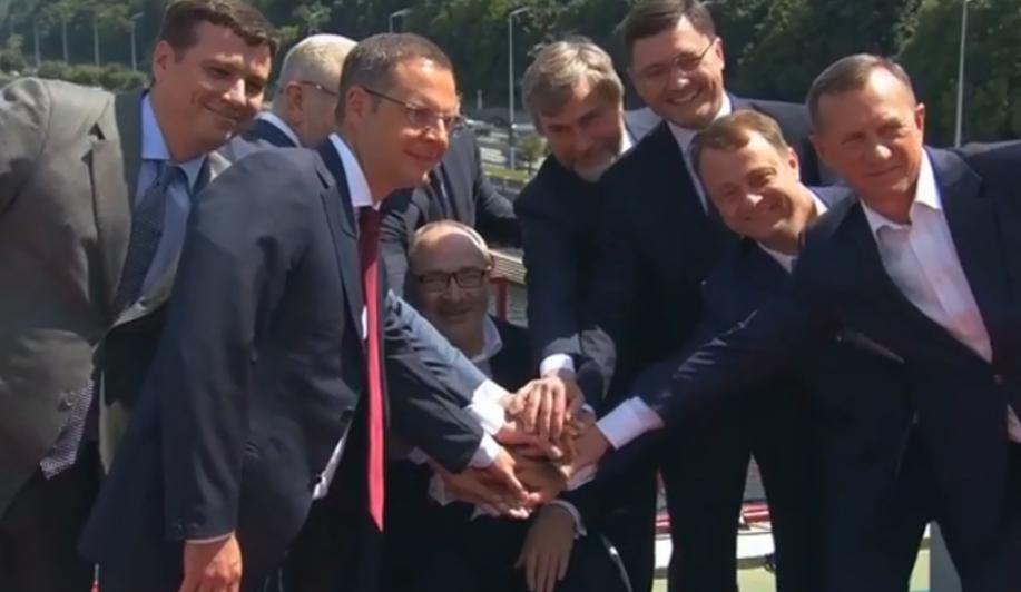 """""""Оппоблок"""" перед выборами в Раду объединился с 4 партиями"""