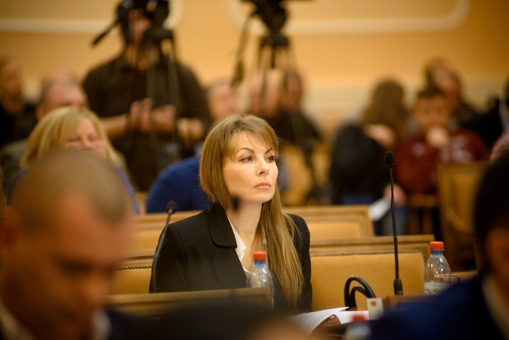 Ольга Квасницкая