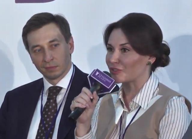 Ирина Сисоенко и Андрей Гайдуцкий