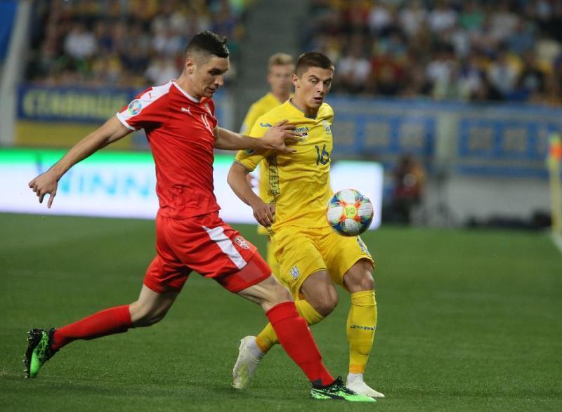 Україна – Сербія