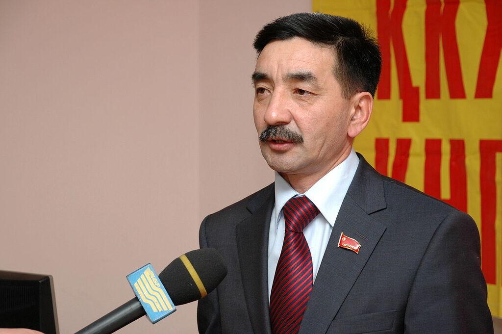 Жамбил Ахметбеков