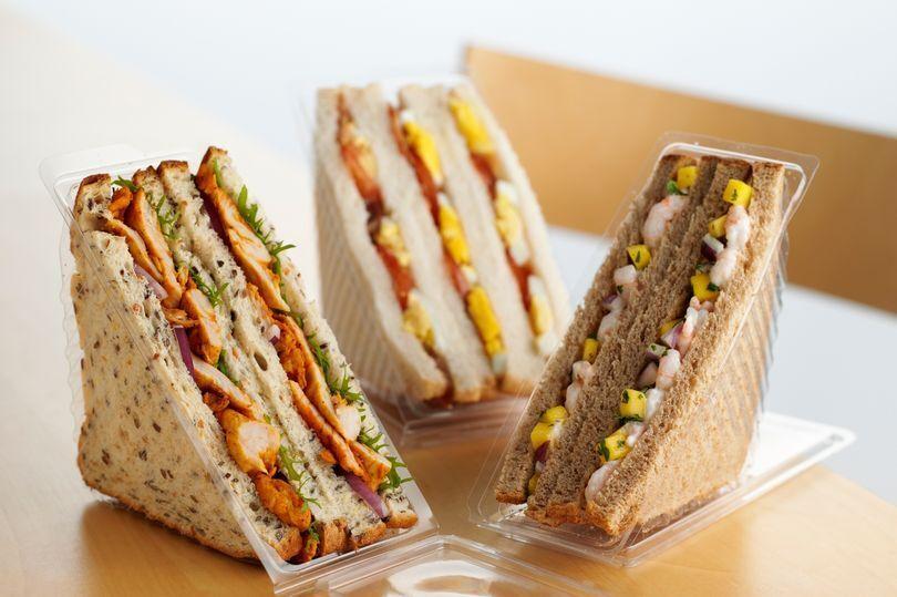Упаковані сендвічі з магазинів виявилися смертельно небезпечними
