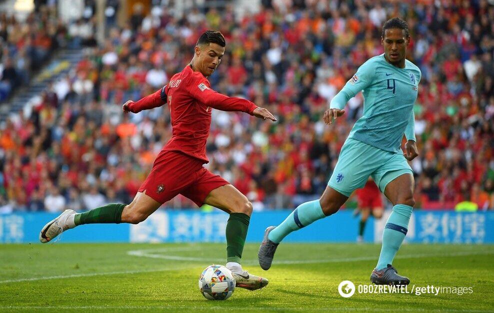 Португалия – Нидерланды