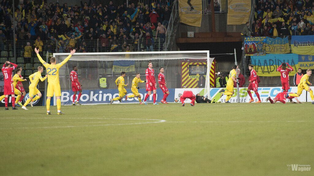 Украина – Люксембург – 1-0: онлайн-трансляция матча отбора Евро-2020