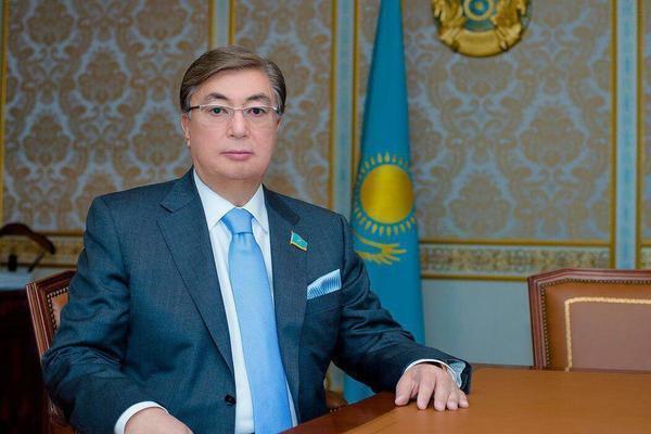 Касим-Жомарт Токаєв