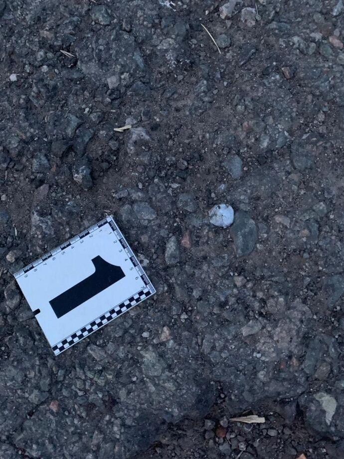 Взрыв на детской площадке в Днепре