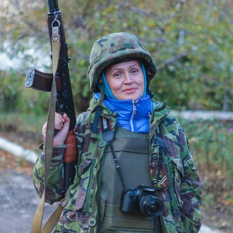 Марина Шеремет