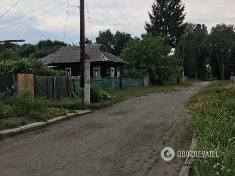 Улицы Чернобыля, где живут люди