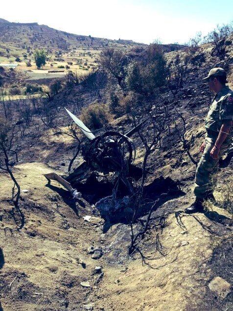 На Кипре упала российская ракета