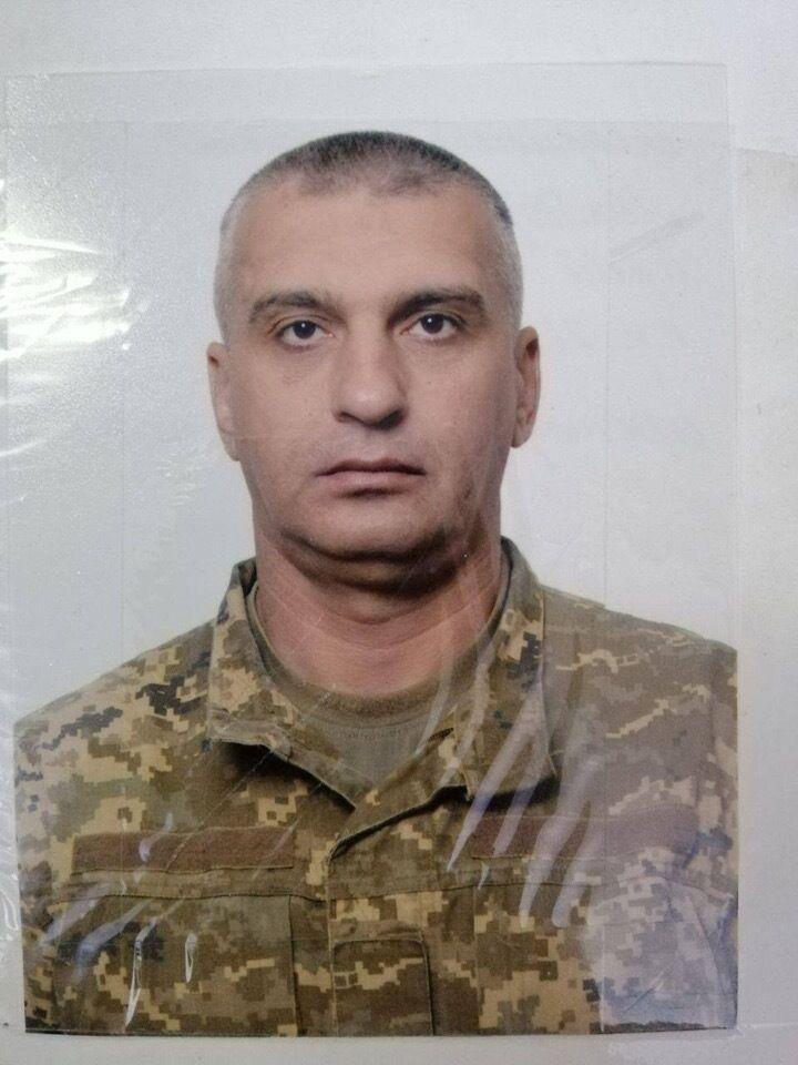 Погибший водитель Сергей Майборода