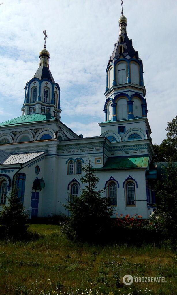 Чернобыльская церковь