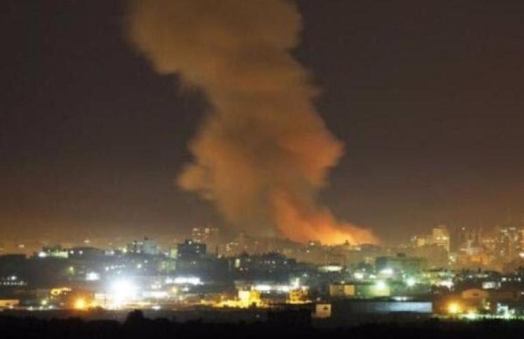 Израиль нанес мощные авиаудары по Сирии: 16 жертв, более 20 пострадавших