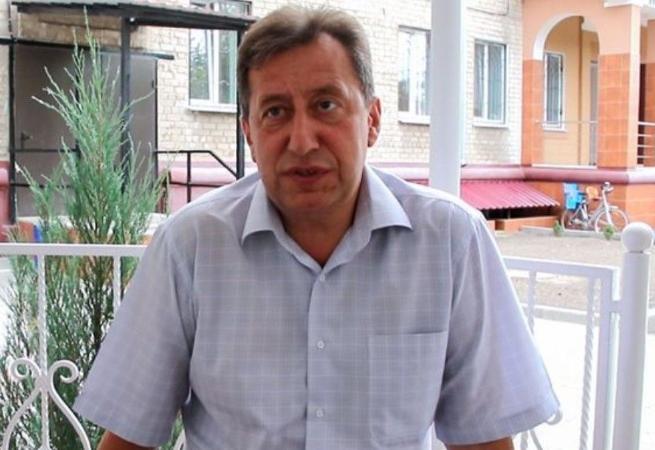 Виталий Комарницкий